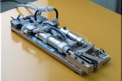 ハーネス加工用芯線被覆剥離機